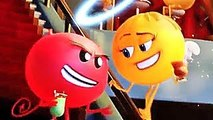 THE EMOJI MOVIE ALL the Movie Clips + Trailers ! (Animation, 2017)
