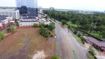 Hurricane Harvey Houston Flooding Drone Footage 4K HD