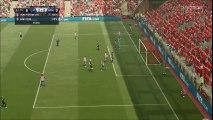 Videogames FC 3-2 Atletico Madrid