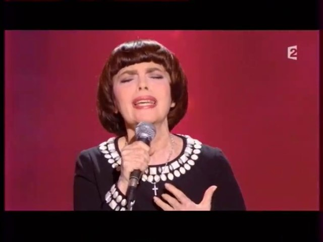 Mireille Mathieu_NON JE REGRETTE RIEN_Live TV
