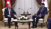 Başbakan Yardımcısı Akdağ, KKTC Başbakanı Hüseyin Özgürgün ile Görüştü - Lefkoşa