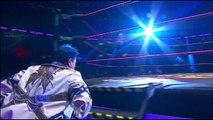 AAA Reina de Reinas Championship: Sexy Star © vs. Ayako Hamada vs. Lady Shani vs. Rosemary