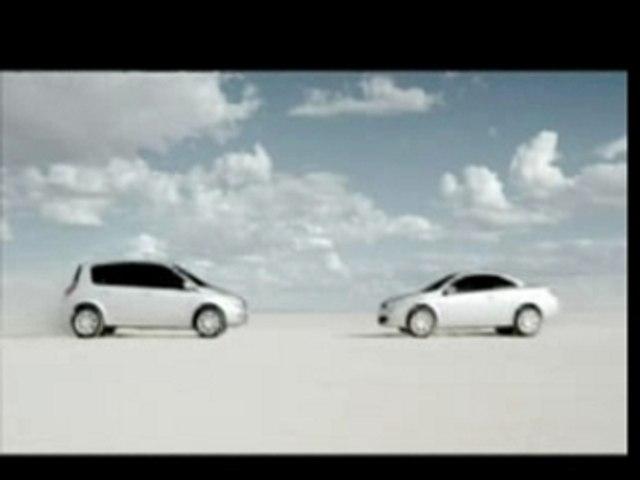 Ballet de voitures | Pub Renault