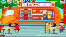 Mon les magasins ville Ma ville 6 magasins famille simulateur jeu éducatif pour les enfants nouveaux