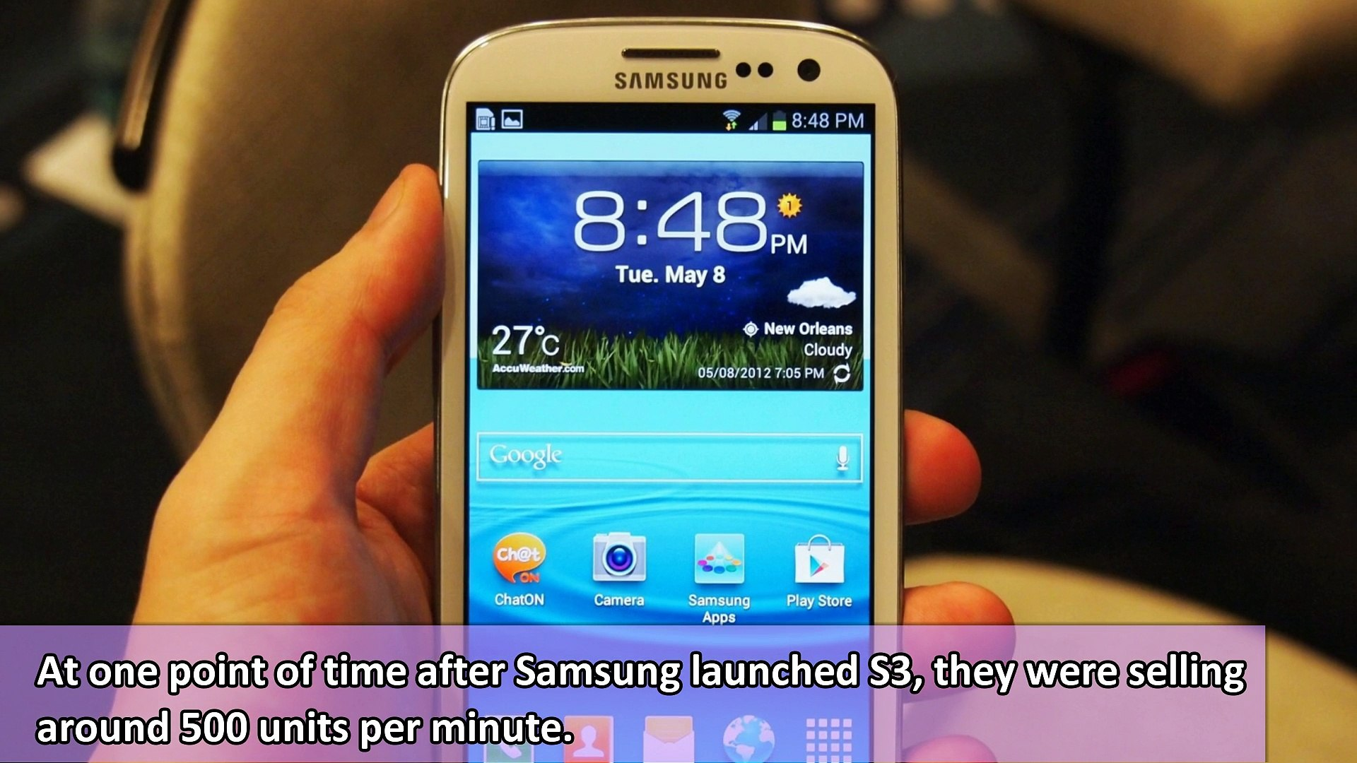 Samsung - Unknown Facts - Lesser Known Facts - Unbelievable Facts - KnowVids