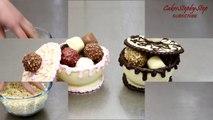 Comment à faire boules Chocolat par Gâteaux étape par étape