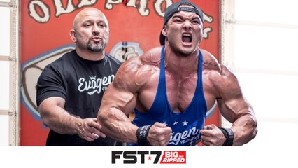 FST-7: Big and Ripped | Hany Rambod & 3x Physique Olympia Jeremy Buendia