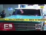 Delincuentes intentan llevarse un cajero automático en Coapa/ Vianey Esquinca
