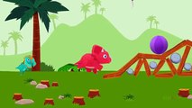 Jurassic Dinosaur - Baby Dino Fun Exploring Jurassic Islands - Dinosaur Fun Game for Kids