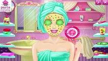 Et Barbie jeux pour les filles salon de coiffure jeu de salon de soins capillaires pour la Barbie CEMRE