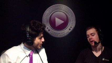 SFCO Challenger IW - Interview avec Veziok ( Jour 1 )