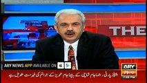 Jab Bhi Panama Ka Issue Ayga Nawaz Sharif Ko Arshad Sharif Ka Name Zarur Yaad Ayga- Arif Hameed Bhatti
