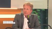 """François Hommeril (CFE-CGC) : """"Dans cette réforme, il y a du dumping social"""""""