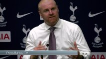 Sean Dyche reaction Tottenham vs Burnley