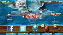 Hungry Shark Evolution New Update Shweekend - Astronaut Baby Fly to Cosmos Mr Snappy Gamep