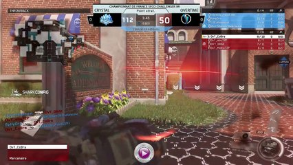 Overtime Vs Crystal - SFCO Challenger IW ( Finale WB )