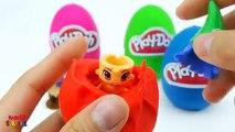 Et bébé ours bouteilles les couleurs des œufs la famille doigt enfants Apprendre pâte à modeler le le le le la Masha surprise
