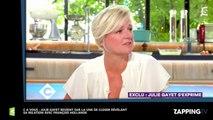 Julie Gayet revient sur la Une de Closer révélant sa relation avec François Hollande (Vidéo)