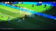 Tous les tous les et Brésil finale Allemagne buts points forts olympique 1-1 5-4  