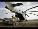 The Biggest Helicopter in the World - Mi-26 - Mil Mi-26