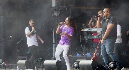 Spijkenisse Festival - afsluiting met Ali B en Nielson / Spijkenisse 2017