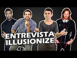Calvin Harris ou David Guetta? Entrevista com Dj Illusionize (Pedrinho)