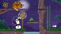 Enfants pour clin doeil dessin animé série Trois pandas nuit jeu daventure 3 Panda 2