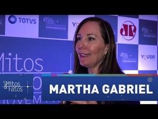 """Martha Gabriel: """"Se você não abraçar essa transformação, você perde oportunidades"""""""