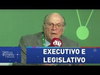 """Reale Júnior: """"Executivo e Legislativo estão de costas para a população"""""""