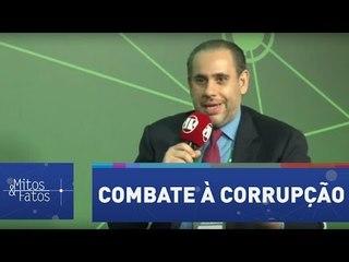 """Walfrido Warde: """"sem combate à corrupção não teremos desenvolvimento sustentável"""""""