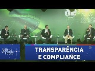 Painel 2: Transparência e Compliance: os negócios no Brasil pós-Lava Jato
