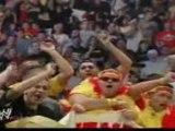 Summerslam 2006 Hulk Hogan vs Randy Orton part 1