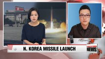 North Korea fires unidentified projectile over Japan: S. Korean military