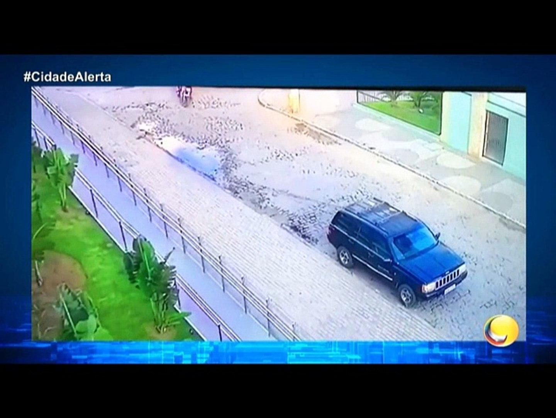 Cidade Alerta - Flagrante de assalto no bairro do Bessa, na capital