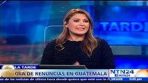 La solicitud de antejuicio contra el presidente Jimmy Morales la presentamos el Ministerio Público y la CICIG: Thelma Aldana, fiscal general de Guatemala