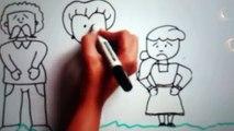 Un allí pasado cenicienta cuento cenicienta canciones   cuentos infantiles español   dibujos animado