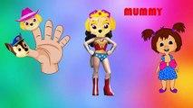 Bébé patron la famille doigt masques souris patrouille patte super-héros Collection mickey  