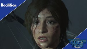 Definitive Proof Rise of the Tomb Raider on Xbox One X Doesn't Have New Textures | Tony's Take