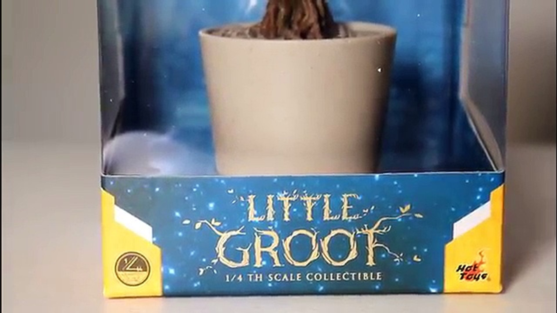 De collection galaxie tuteurs chaud petit film de de ré échelle le le le le la jouets Groot 1: 4 act