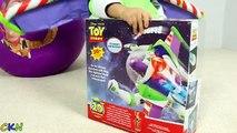 Bourdonner des voitures Oeuf géant histoire Parlant jouet jouets avec boisé disney super surprise lightyear ckn