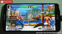 Androide combatientes rey de paraca el el 98 el juego oficial excelente juego