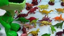 Jurassic World Lego Tyrannosaurus Rex toys - T-Rex Dinosaurs toy collection - Dinosaur toy