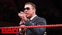 The Miz demands respect from Raw General Manager Kurt Angle - WWE Raw 28 August 2017 Dailymotion Full Match - WWE Monday Night Raw 8/28/17 Dailymotion - WWE