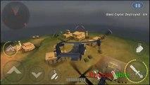 Helicóptero gigante cañonera el Batalla] -dragon ship-destroy gameplay-hd