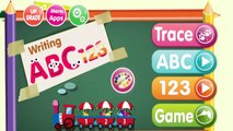 Un et un à un un à application Livre coloration éducatif pour enfants Apprendre à Il écrire écriture avec Abc 123 alphabet |