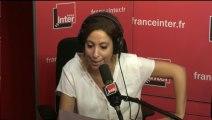 Marion Van Renterghem au micro de Léa Salamé