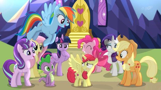 "My Little Pony: Friendship Is Magic : Wacth Season 7 - Full ""Episode 17"" - Full Episode"