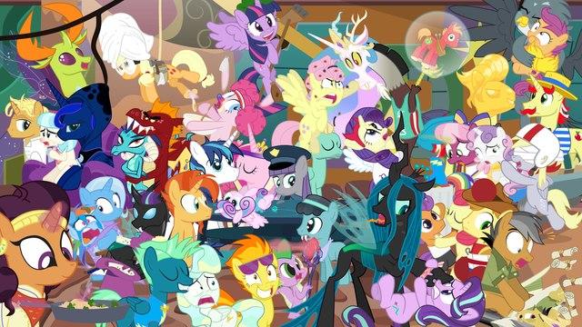 (S7E17) My Little Pony: Friendship Is Magic Season 7 Episode 17 - Full Episode