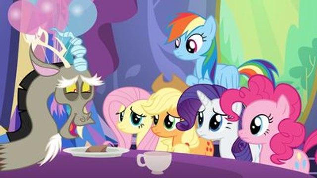 My Little Pony: Friendship Is Magic Season 7 Episode 17 | 7x17 | Se.07 Ep.17 Daring Done ( Full Online )