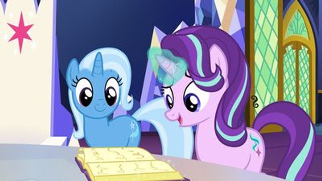 "New Season : My Little Pony: Friendship Is Magic ""Season 7"" Episode 17 . Full Online"